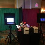 GRAR holiday event #photobooth #privateparty #photoboothsroc